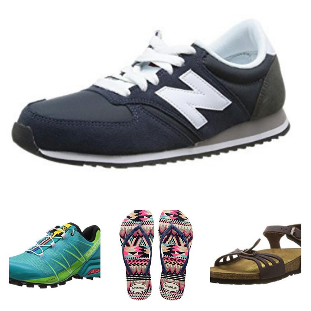Equipement tour du monde chaussures