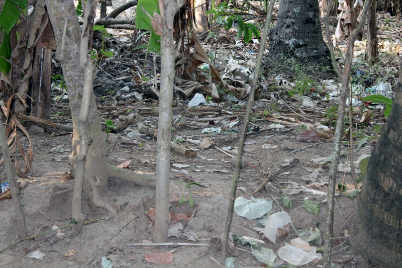 Bali problemes environnementaux