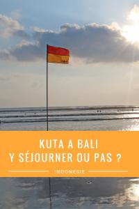 Kuta Bali Indonésie
