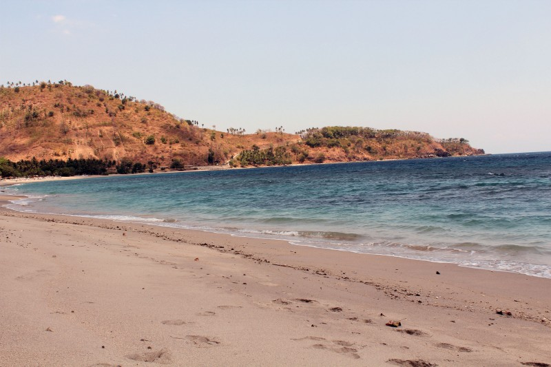 Lombok plage