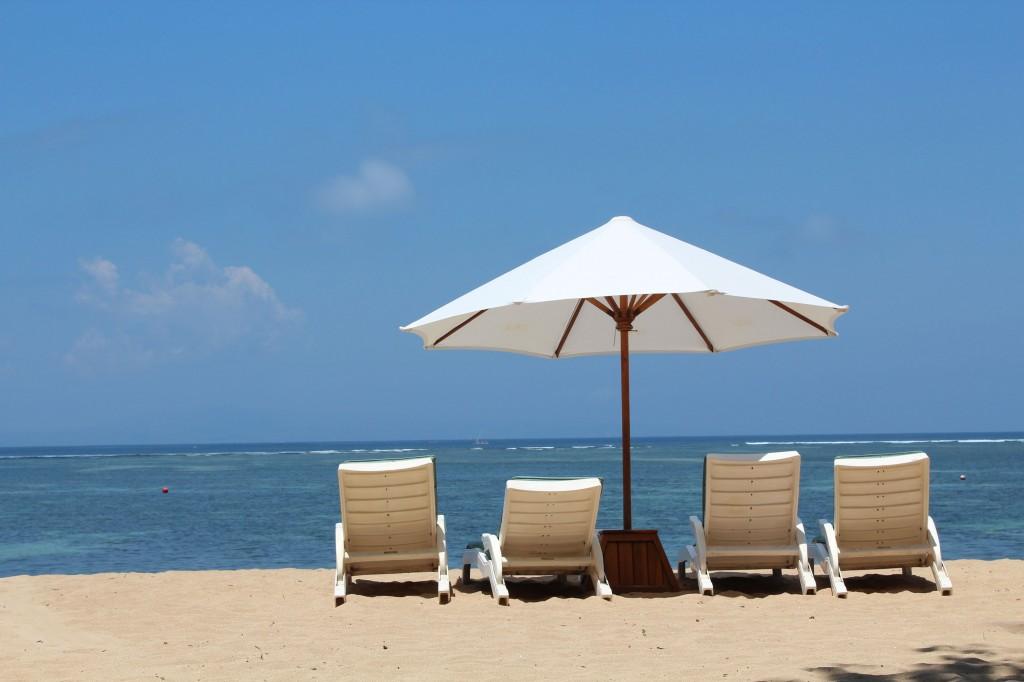 Hotel bord de plage Sanur