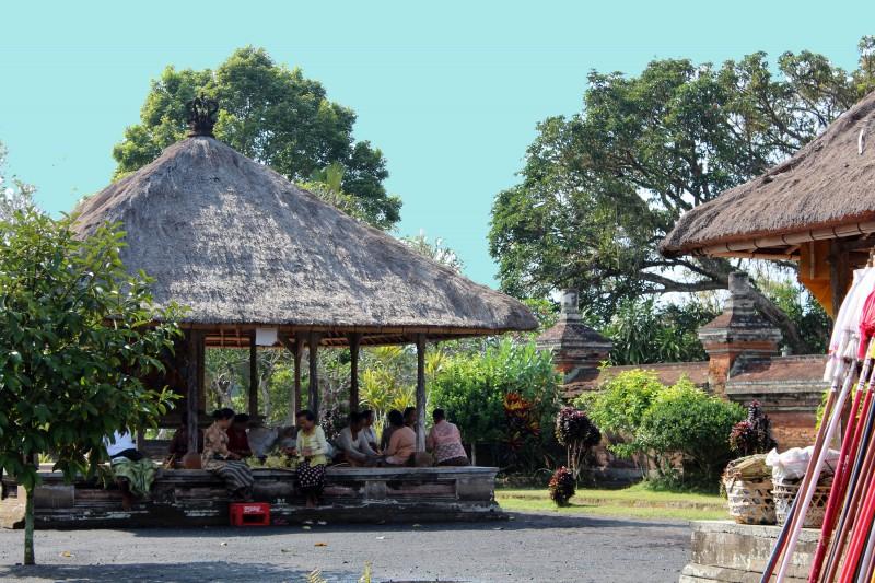 Temple Taman Ayut