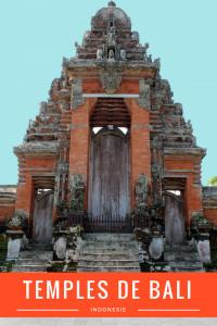 Temples de Bali