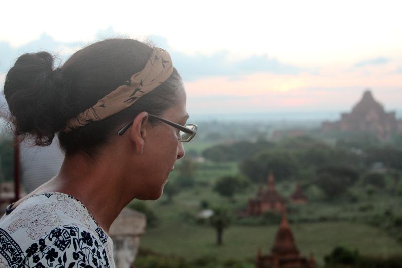 Chauxmelemonde Bagan en Birmanie