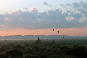 Bagan lever du soleil