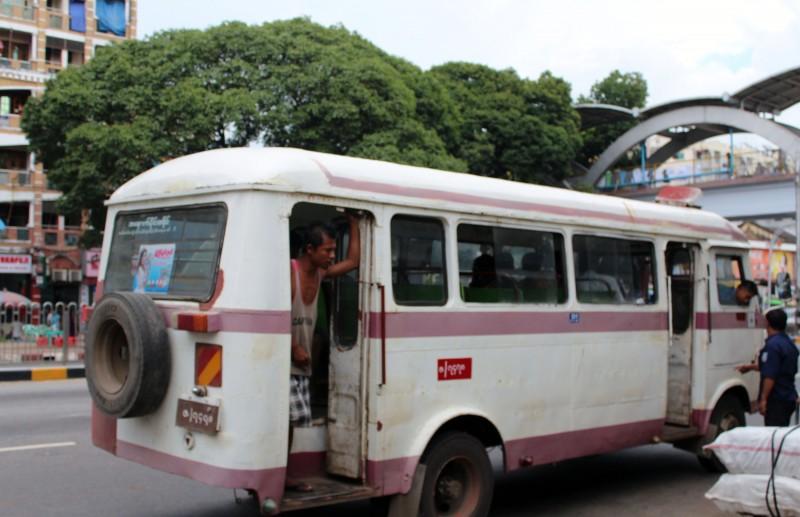 Pickup Yangon