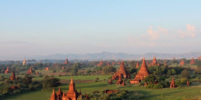 se loger à Bagan