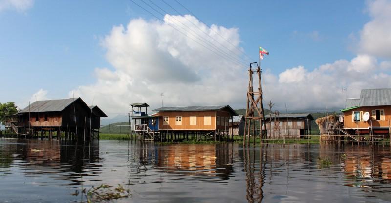 Village lac Inlé