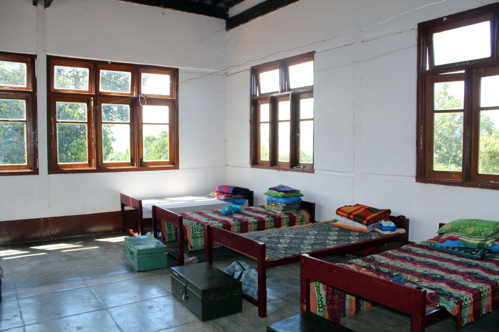 Orphelinat de Minethouk dortoir