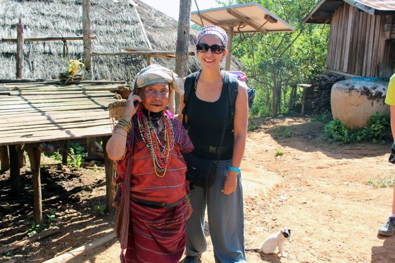 Femme Karen Thailande