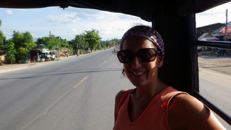 Trek en thailande du nord
