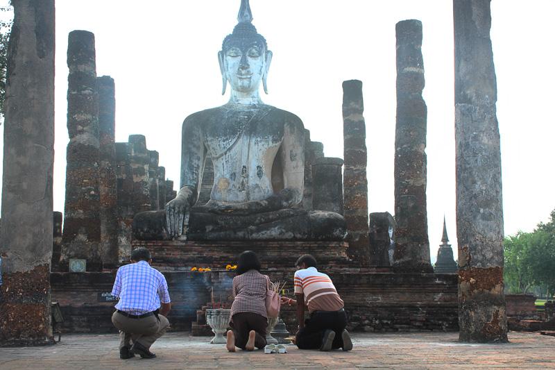 Visiter Sukhothai