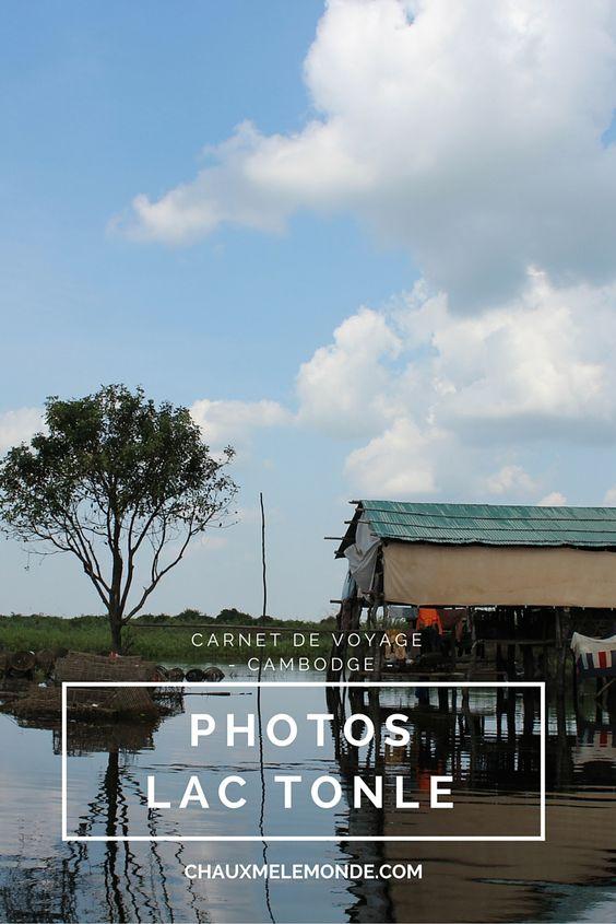Lac Tonle Cambodge