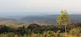 Sen monorom vue sur Samot Cheur