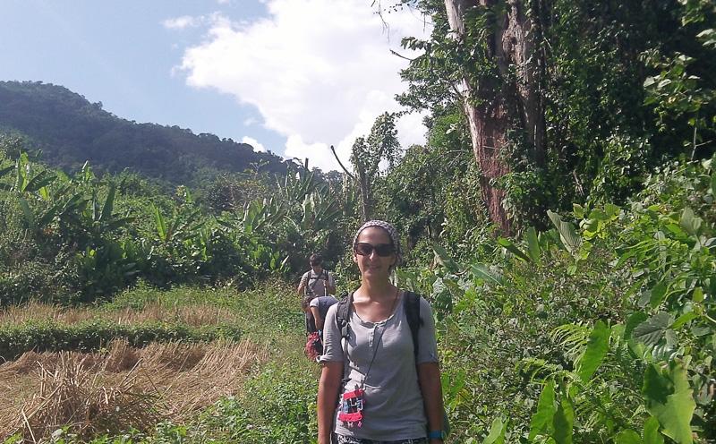 Trek au nord du Laos