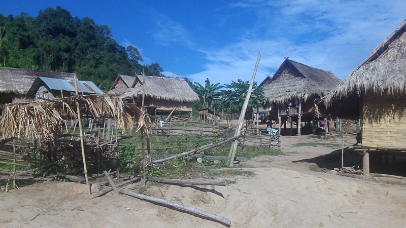 Village khmu