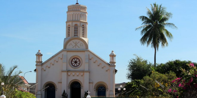 Savannakhet église