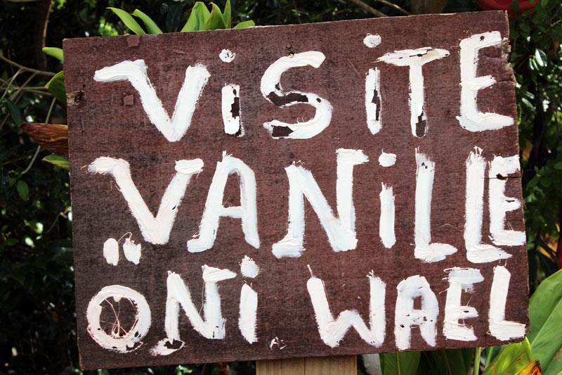 Lifou vanille