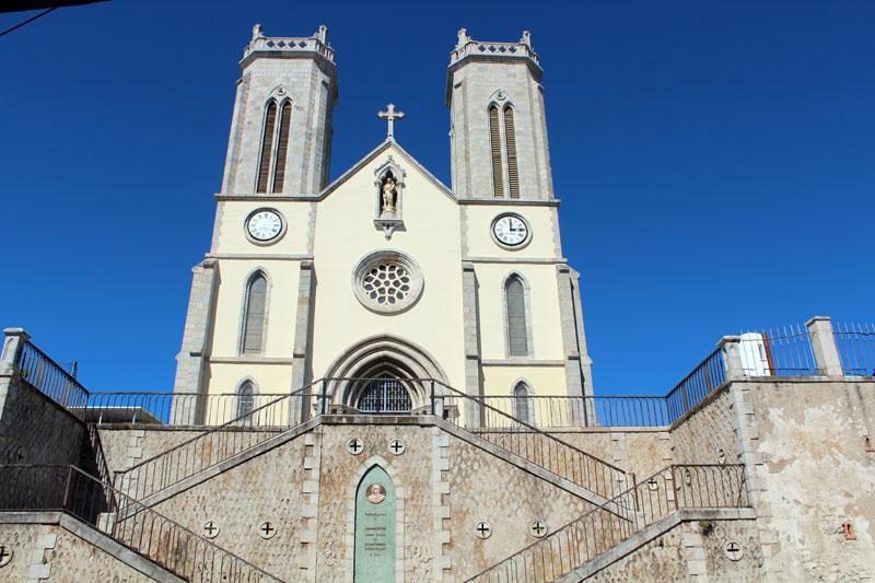 Noumea cathédrale St Joseph