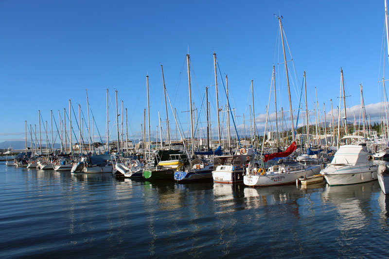 Nouméa port