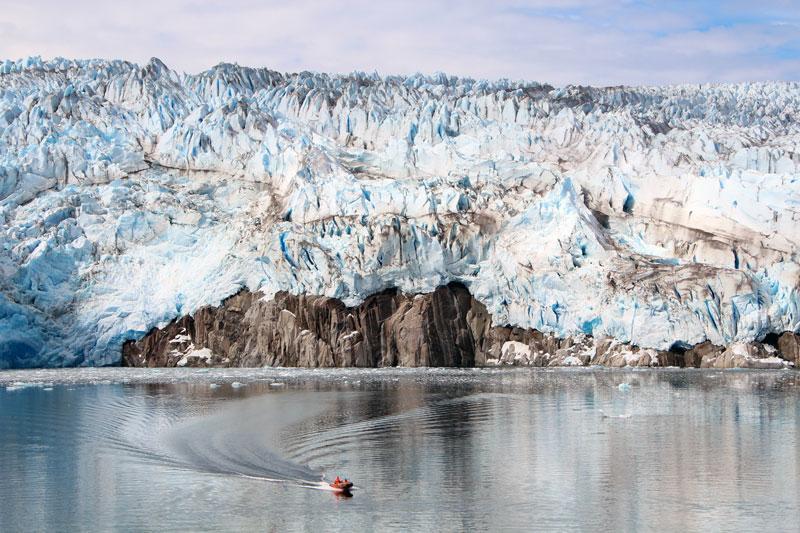 Glacier Pio XI
