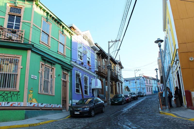 Que faire à Valparaiso