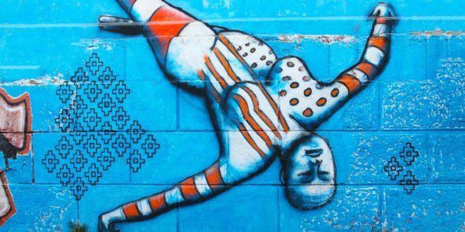 Street art à Valparaiso