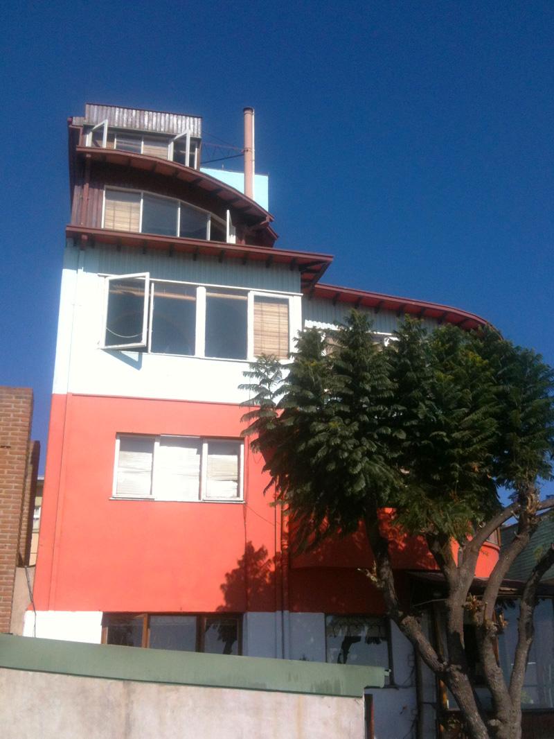 Valparaiso Pablo Neruda