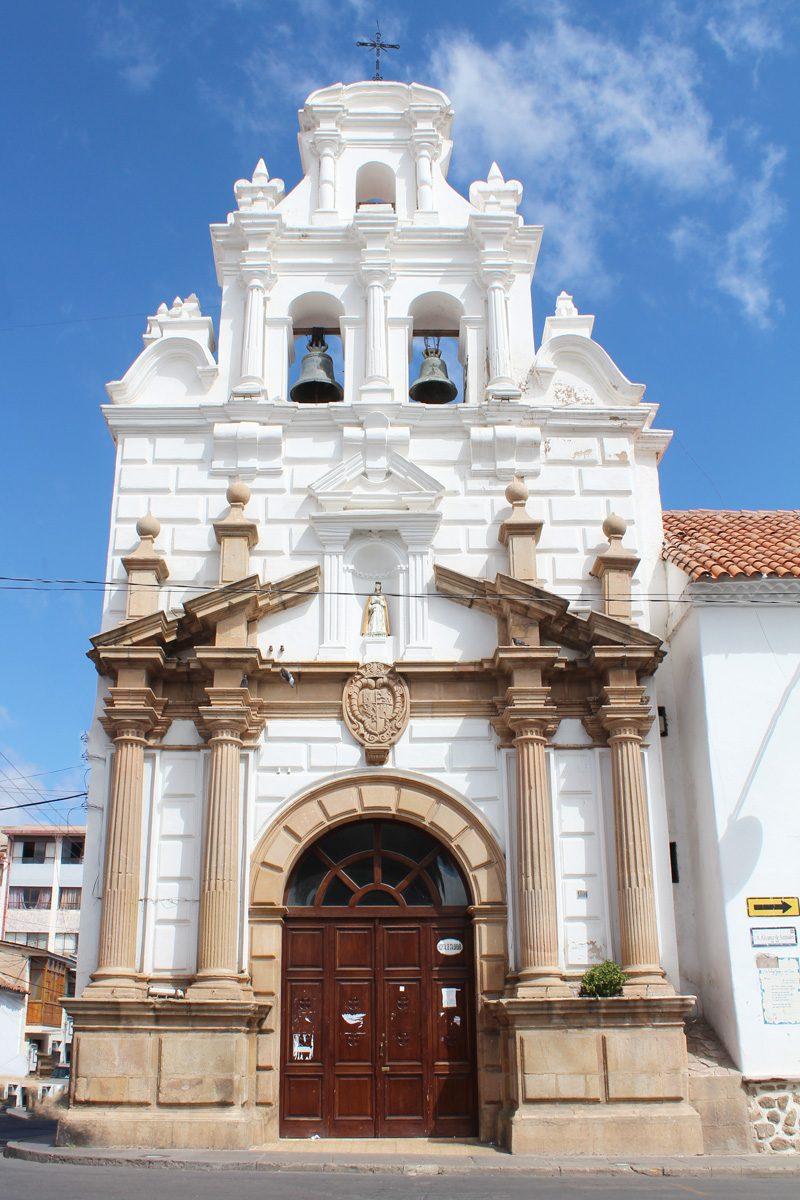 Bolivie de Sucre