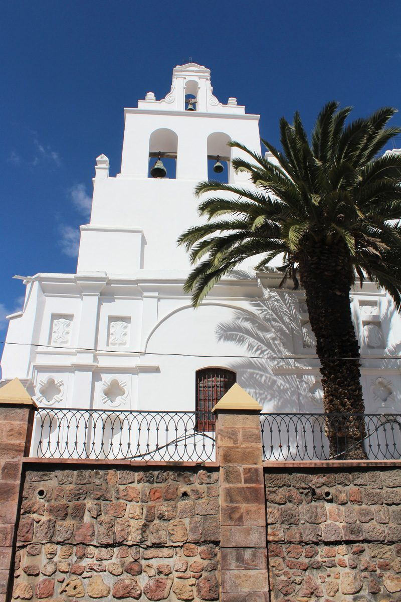 Que voir à Sucre en Bolivie