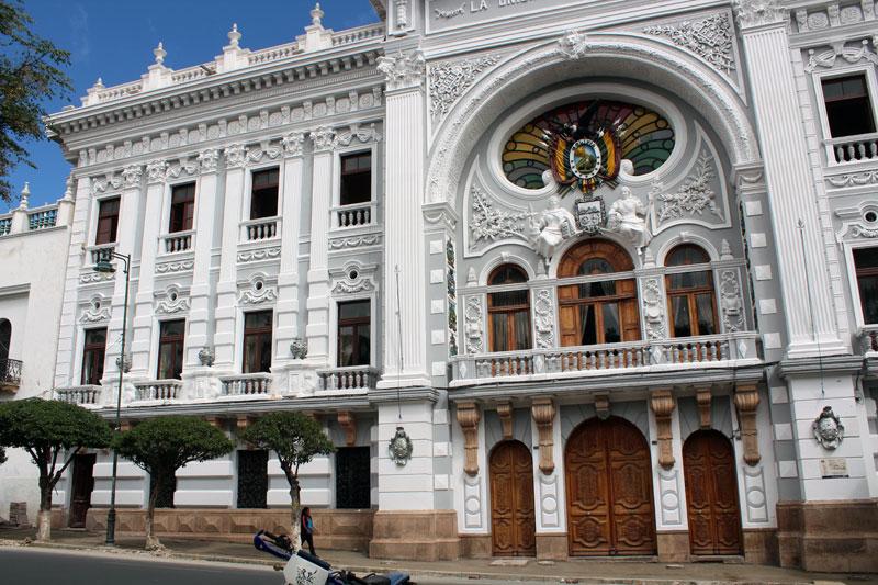 Préfecture de Sucre