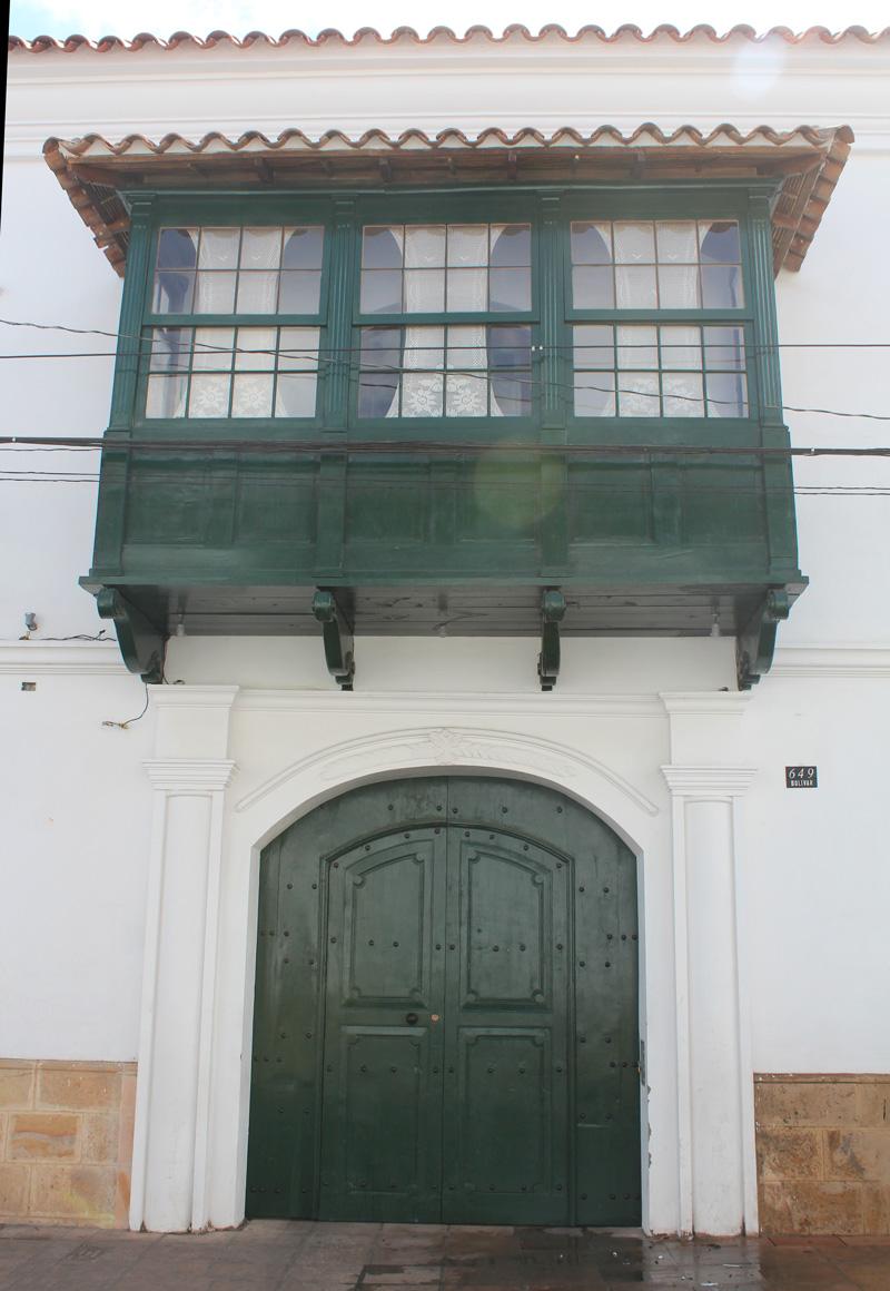 Visiter Sucre