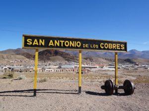 Road trip Salta Argentine