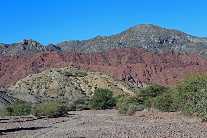Far west bolivien