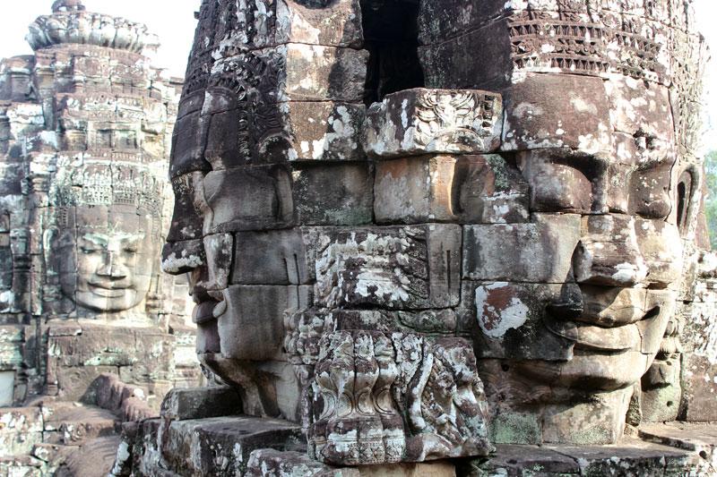 Angkor Vat Bayon