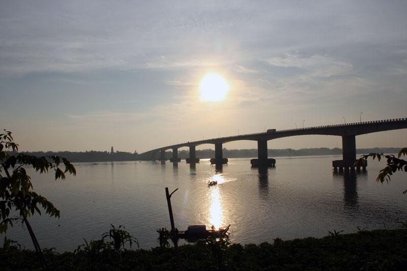 Pont de Kompong Cham