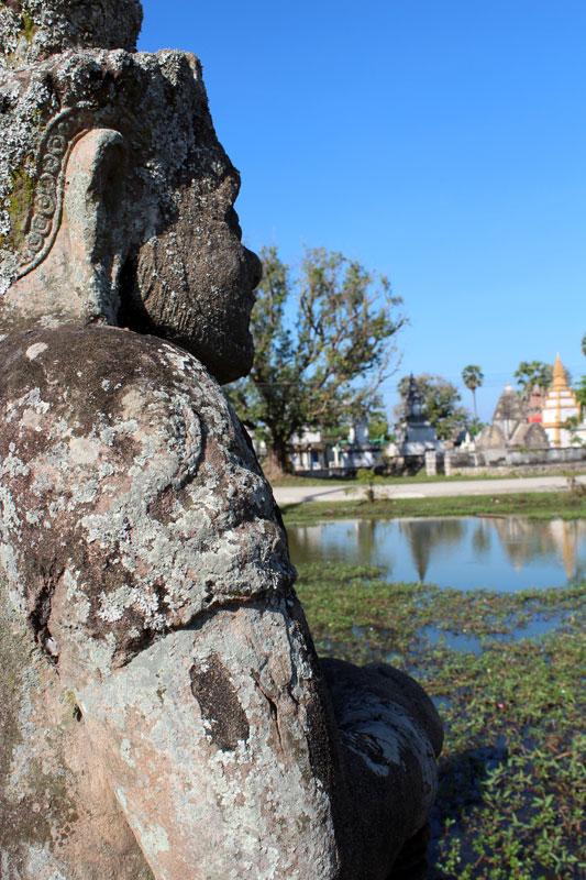Temple Wat Nokor