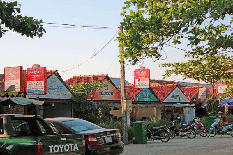 Restaurants à Kep