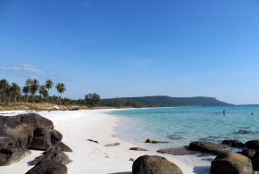 Koh Rong plage