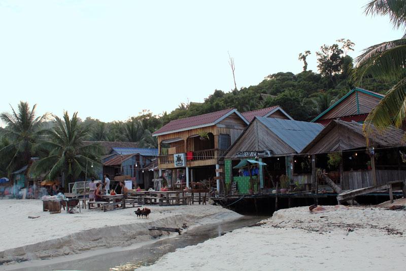 Koh Rong village