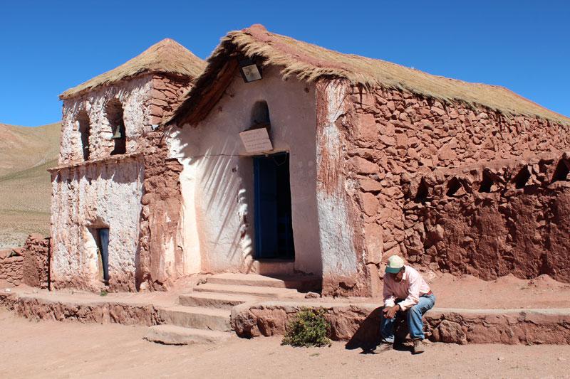 Pueblo Machuca église