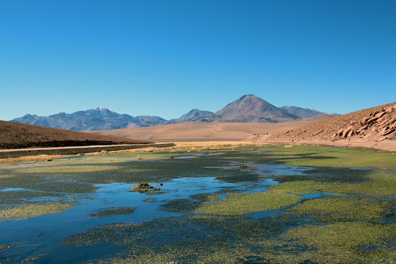 Paysage San Pedro Atacama