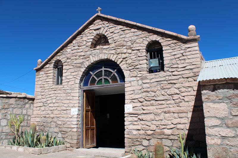 Eglise du village Toconao