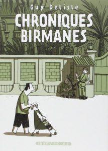 livre chroniques birmanes