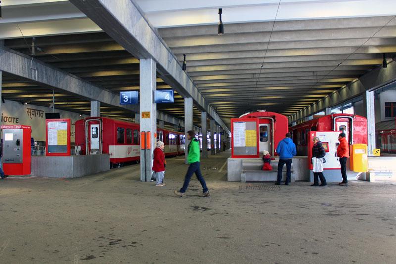 Gare de Zermatt