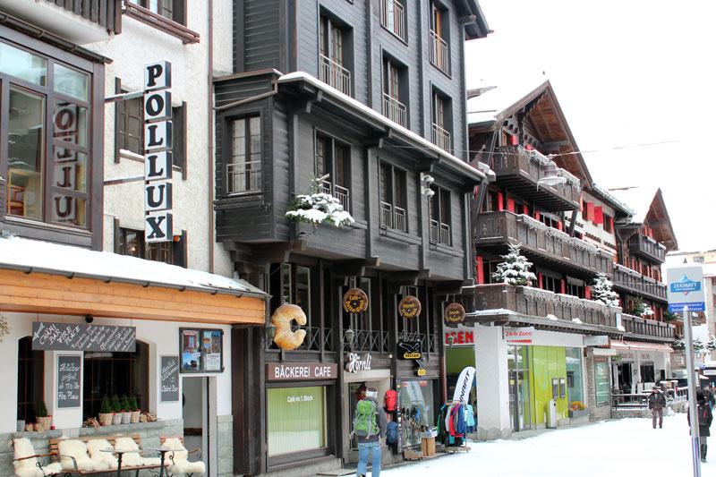 village Zermatt