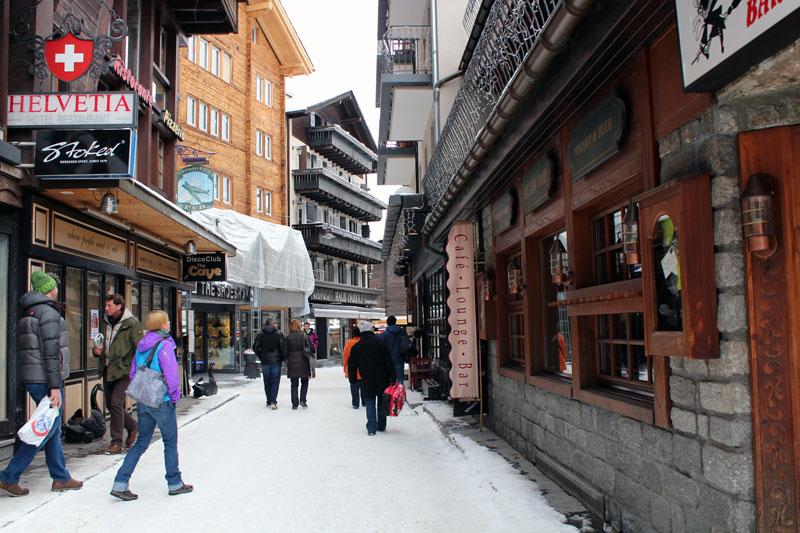 Village de Zermatt