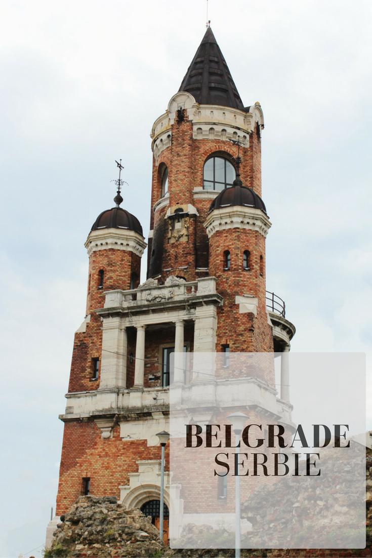 visiter Belgrade