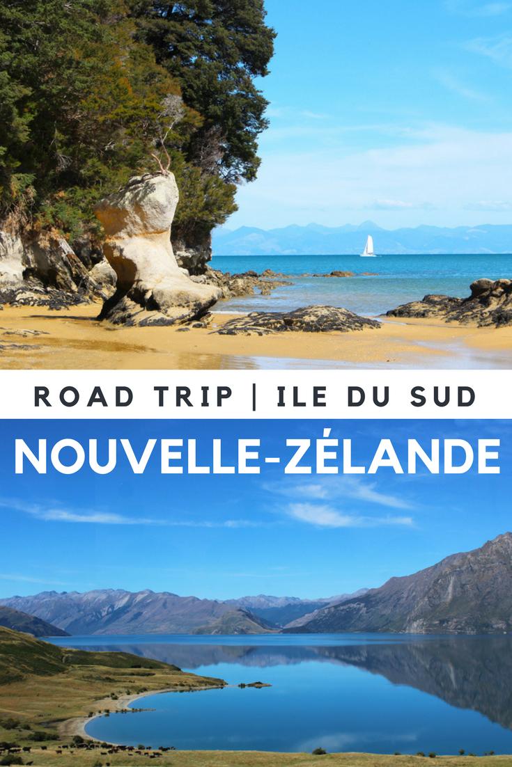 Road trip en Nouvelle-Zélande