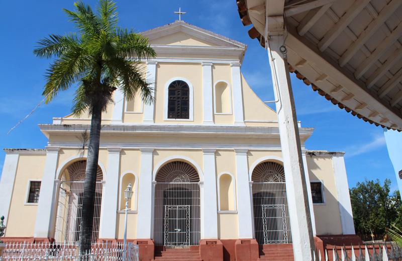 Eglise Santisima Trinidad